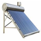 Солнечный подогреватель воды автоматический составляет ассистентский бак