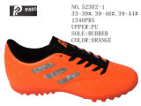 Kid & Lady & Hommes chaussures chaussures de football Stock 33-46#