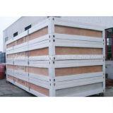 ISO одобряет дом контейнера модульного передвижного здания полуфабрикат