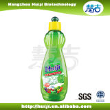 500ml Pet Plastic Dishwashing Liquid Bottle