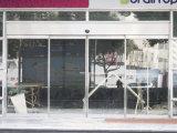 [سليد دوور] آليّة زجاجيّة لأنّ مدخل