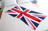 de Handdoek van het Strand van Britse Microfiber van de Vlag