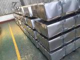 Tôle d'acier galvanisée par S280 de SGCC 4 ' *8'pour le matériau de construction