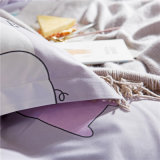 ホーム織物のMicrofiberポリエステル寝具の慰める人セット