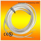 Câble chauffant chaud en caoutchouc de silicones de vente pour les appareils ménagers