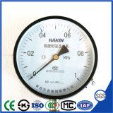 100мм пластиковый корпус пневмопривода манометр 2.5MPa