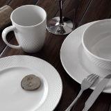 2016新しい20PCS Porcelain Embossed Dinner Set