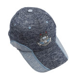 Cappello esterno unisex del papà ricamato 3D del cotone