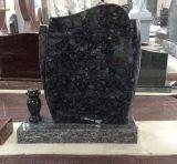 Monumento russo del granito del Headstone/del granito di stile
