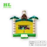 子供のための快適で多彩でかわいい気球の膨脹可能な跳躍の警備員