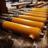 Cilindro ativo dobro do petróleo hidráulico com pistão Rod usado na maquinaria da engenharia