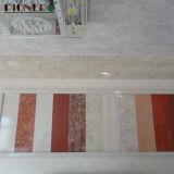 Alto brillante mármol Grado superior melamina color madera contrachapada para la decoración / Muebles