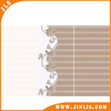 300*600mm Rosa cuarto de baño de cerámica azulejos de pared