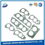 Metal de la alta precisión del OEM que estampa la junta con el galvanizado