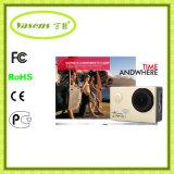2.5 pouces Car Driving Camera Enregistreur vidéo vidéo Night Vision avec certification CE