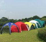 La qualité de la publicité Inflatabler tente tente de camping gonflable Building, 16*6*8m