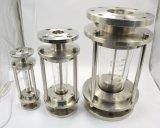 Réservoir de chaudière, mesure de niveau en verre réflexe de Mètre-Niveau d'Indicateur-Niveau de l'eau