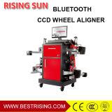 Apparatuur met 4 wielen van de Garage van de Groepering van de Sensor CCD de Automobiel