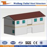 Kundenspezifisches vorfabriziertes Haus-Stahlkonstruktion-Gebäude
