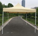 3x3m Tan Outdoor acier tente Pop up Gazebo de pliage