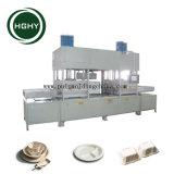 Hghy VakuumThermoforming biodegradierbare Papiermassen-Platten-Herstellung-Maschine