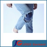 Girl (JC1355)를 위한 무릎 Hole Denim Pants Jeans Clothing