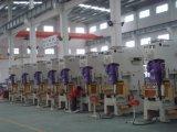 Feuillard unique de bâti d'écartement de 80 tonnes estampant la machine de presse