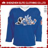 Hokey di ghiaccio poco costoso all'ingrosso del NHL di abitudine Jersey
