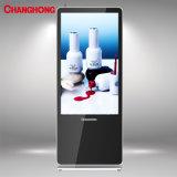 49 affissione a cristalli liquidi del contrassegno di Upstand del totem di pollice Ls1000A che fa pubblicità alla visualizzazione
