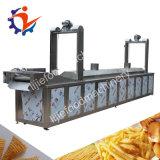 Suministro de la fábrica de acero inoxidable 304 de la freidora de patatas con sistema de filtros