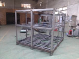 Petrol StationのためのOEM 304 Stainless Steel Display Stand