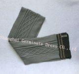 Мода на 100%акрилового волокна кабеля (JYB Beanie & шарфом339)