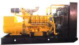 jogo de gerador trifásico do gás natural da C.A. de 750kVA 600kw