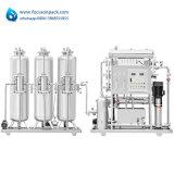 Usine de traitement de l'eau industrielle Système de purification de l'eau par osmose inverse