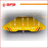 Aanhangwagen de Op batterijen van de Behandeling van de Rol van het Staal van de Leverancier van China op Sporen