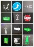 Indicatori luminosi del proiettore del Gobo di marchio di alta qualità LED per la pubblicità della costruzione
