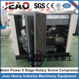 Stile di lubrificazione del motore dell'OEM e compressore d'aria fisso della vite di Copco dell'atlante di configurazione 50HP