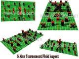 Надувная пейнтбольная арена для пейнтбольной игры