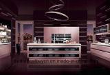 Современный дизайн кухни Cabint высокого класса и платяной шкаф/шкаф