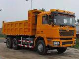 최신 판매를 위한 Delong 6X4 팁 주는 사람 트럭