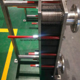 Gasketed Platten-Wärmetauscher-breiter Kanal alle Edelstahl-Platten-Öl-Platten-Kühlvorrichtung