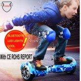 2018 Nueva patineta Hoverboard eléctrico del motor con CE y RoHS