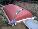 Hannover Biogas Plant for Household Waste Treatment