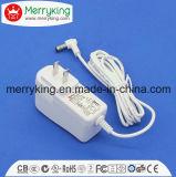 12V 1.2A Goedgekeurde Adapter van de Macht Adapter/AC gelijkstroom van de Stop van USB de Standaard met FCC UL DOE VI