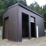 Gruppo di lavoro prefabbricato galvanizzato struttura professionale del materiale da costruzione del blocco per grafici d'acciaio del fornitore