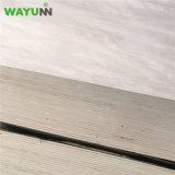 madeira compensada de madeira dura 18mm comercial de 9mm 12mm 15mm com face de Okoume