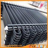 ループ上の鋼鉄によって溶接される塀