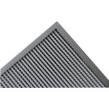 Filtro di alluminio pieghettato profondo dal blocco per grafici HEPA