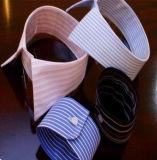 Polyester 100% gesponnenes zwischenzeilig schreibendes Kleid-Gewebe für Hemd Colar und das Stulpe-Zwischenzeilig schreiben