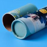 제조소에 의하여 주문을 받아서 만들어지는 실린더 포장 종이상자 색깔